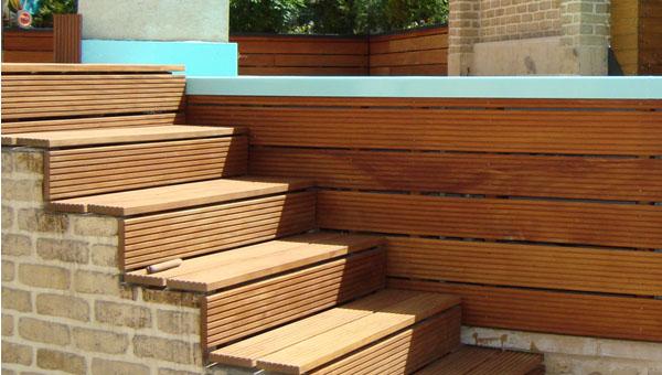 روشهای نصب چوب برای نما