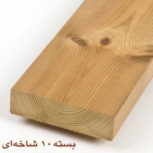 پروفیل چوب ترمو SHP چوب مارکت
