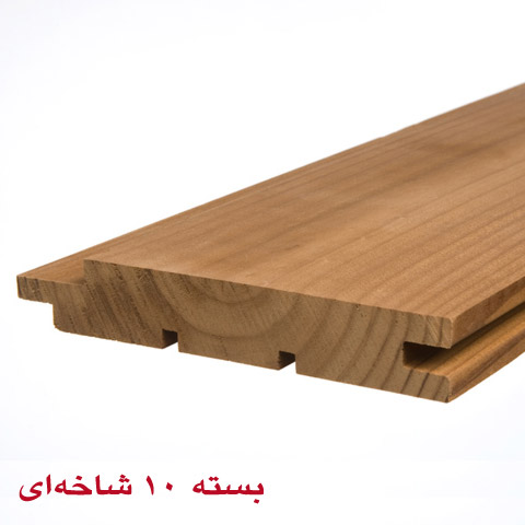 پروفیل UTS ترمو وود فنلاندی thermo wood