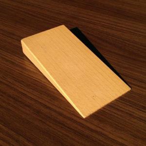 نگهدارنده چوبی درب با کیفیت آلمانی