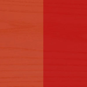 رنگ قرمز موج نما و پوششی چوب ازمو آلمان