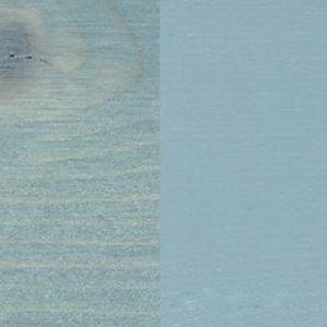 رنگ آبی آسمانی موج نما و پوششی چوب فضای داخل ازمو آلمان
