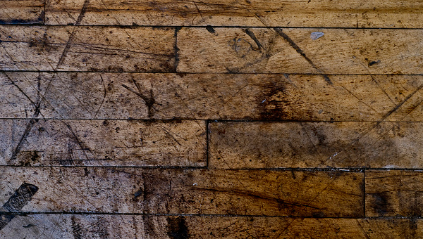 تمیز نمودن کفپوش چوبی